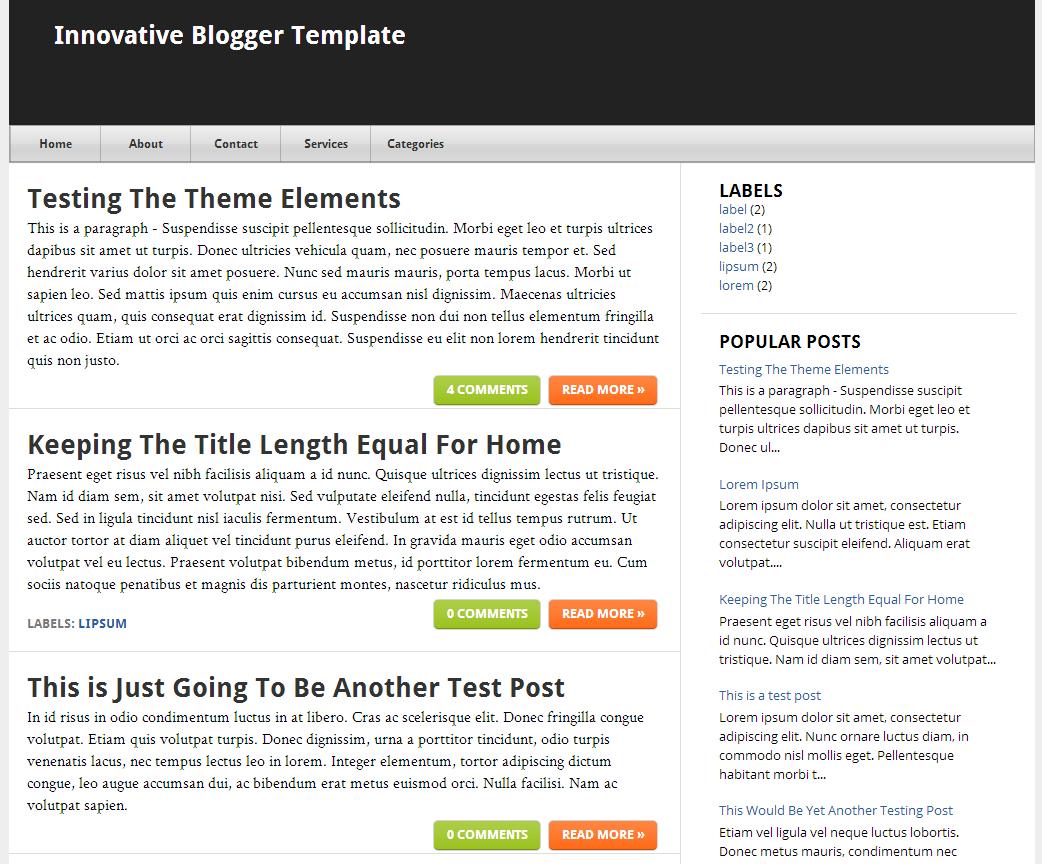 Groß Blogger Vorlagen Einfach Fotos - Entry Level Resume Vorlagen ...