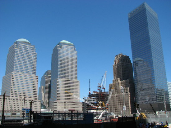 Freedom Tower Construction Cam