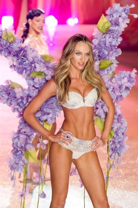 Виктория сикрет модели 2012